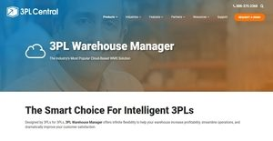 Logo of 3PL Warehouse Manager