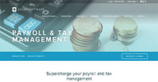 Logo of Asure Payroll and Tax Management