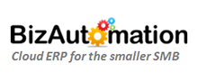 Logo of BizAutomation Cloud ERP