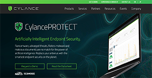 Logo of CylancePROTECT