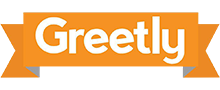 Logo of Greetly iPad Sign In App