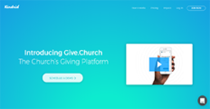 Logo of Give.Church