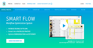 Logo of Smart Flow