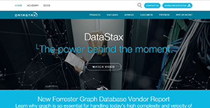 Logo of DataStax Enterprise