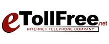 Logo of eTollFree