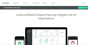Logo of Lookout Mobile Endpoint Security