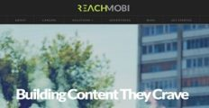 REACHMOBI screenshot