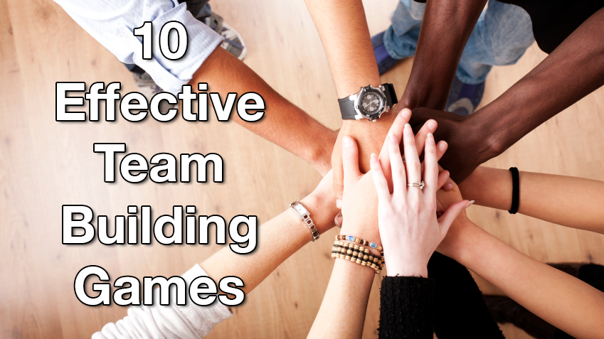 games for team building ideas