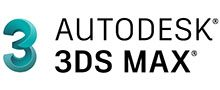 Logo of Autodesk 3ds Max