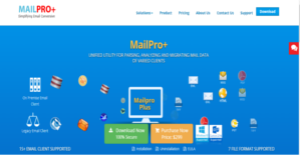Logo of MailPro+