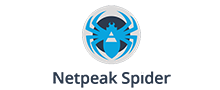 Logo of Netpeak Spider