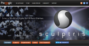 Logo of Sculptris