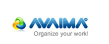 Logo of Avaima Time & Attendance
