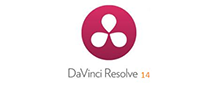 DaVinci Resolve 14 logo