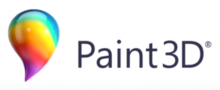 Logo of Paint 3D