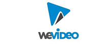 Logo of WeVideo