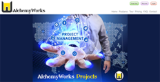 Logo of AlchemyWorks Projects