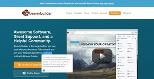 Logo of Beaver Builder