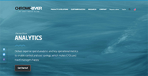 Logo of Chrome River Analytics