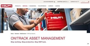Logo of Hilti ON!Track