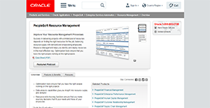 Logo of PeopleSoft Resource Management
