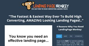 Logo of Landing Page Monkey
