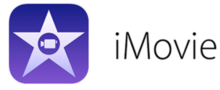 Logo of iMovie