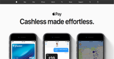 Logo of Apple Pay