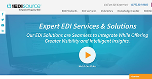 Logo of EDI HQ