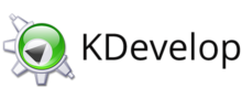 Logo of KDevelop