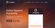 OrangePay screenshot