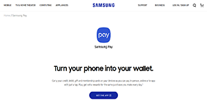 Logo of Samsung Pay