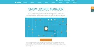 Logo of Snow License Manager