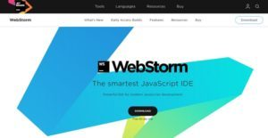 Logo of WebStorm