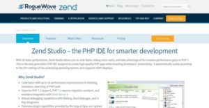Logo of Zend Studio
