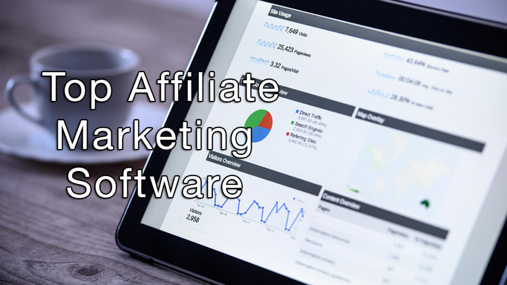 Top Affiliate Marketing Software