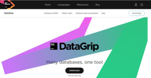 Logo of DataGrip