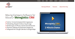 Logo of Movegistics CRM