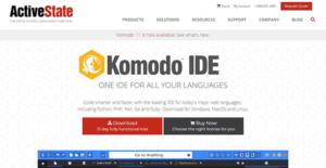 Logo of Komodo IDE