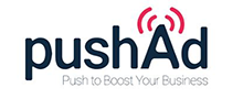 Logo of PushAd