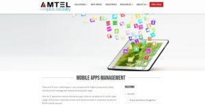 Logo of Amtel MDM Solution