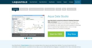Logo of Aqua Data Studio