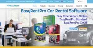 Logo of Easy Rent Pro