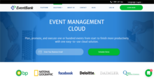 Logo of Event Management Cloud