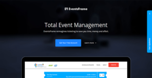 Logo of EventsFrame