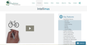 Logo of Intellimas