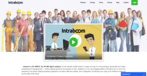 Logo of Intraboom