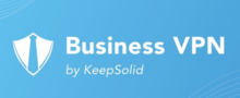 Business VPN by KeepSolid logo