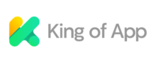 Logo of King of App
