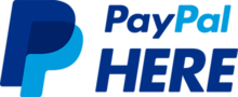 Logo of PayPal Here